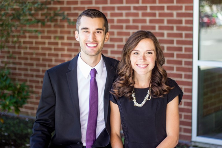 Will and Kristen Lambert will soon lead the Church in Madrid, Spain.